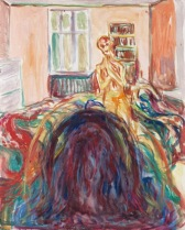 edvard munch disturbed vision te25
