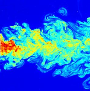 False_color_image_of_the_far_field_of_a_submerged_turbulent_jet